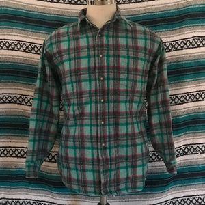 Pendleton Flannel XL 100% virgin wool
